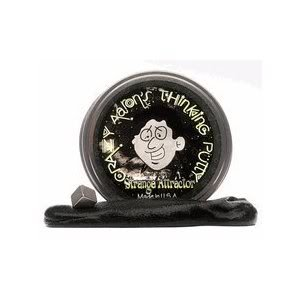 Crazy Aaron's Thinking Putty 3.2oz (Includes Super Strong Magnet) W/ Iron Filings - For Creative Fun Jouets, Jeux, Enfant, Peu, Nourrisson