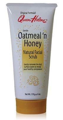 Facial Scrub, Oats/Honey 6oz.