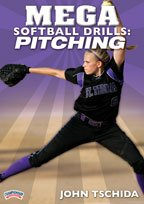 John Tschida: Mega Softball Drills: Pitching (DVD) by Championship Productions