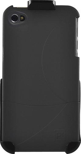 Platinum APC21SB Series Case with Holster for Apple iPhone 4 and 4S-Black (Platinum Iphone 5 Case compare prices)