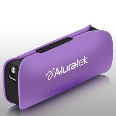 1 Portable Battery Charger Viole Photo