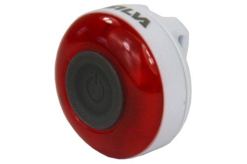 Silva - Lampada frontale Tyto, Taglia Unica, colore: Rosso, 30-0000037301