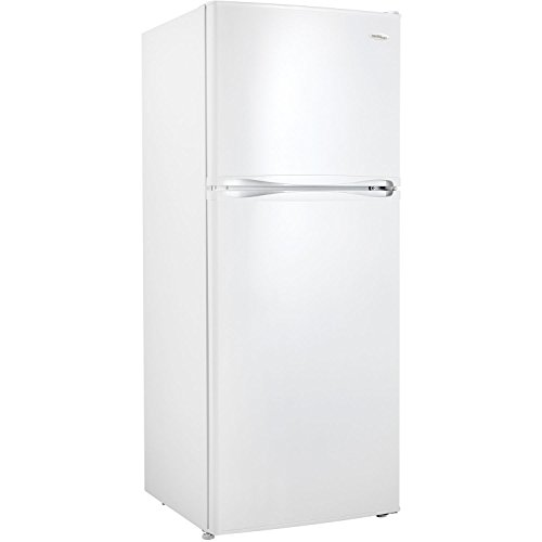 Danby DFF100C2WDD Frost-Free Refrigerator with Top-Mount Freezer, 9.9 Cubic Feet, White (Refrigerator Mid Size compare prices)