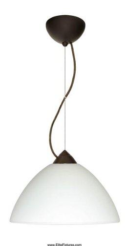 Besa Lighting 1KX-420207-BR Porto Cable Large Pendant