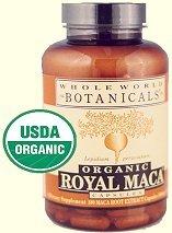 Whole World Botanicals - Organic Royal Maca 180 - Botanicals Herbs