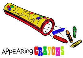 Appearing Crayons