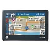 Motorola Motonav TN555 4.3-Inch Widescreen Bluetooth Portable GPS Navigator ....