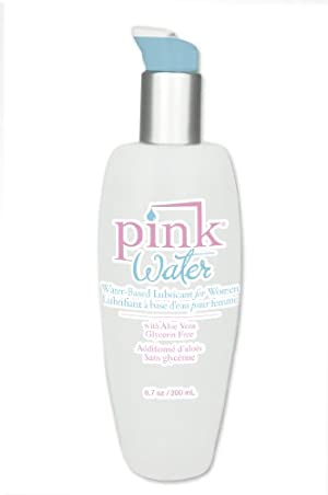 Pink Water, 6.7-Ounce Bottle