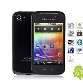 "Link to 3.5"" Capacitive Touch Screen Android 2.3 HG21 WiFi TV Dual SIM Unlocked Smartphone Discount !!"