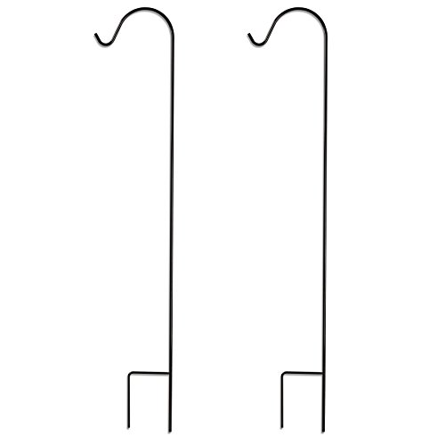 graybunny-gb-6814-shepherd-hook-122-m-tall-1-cm-thick-black-2-pack-super-strong-rust-resistant-premi