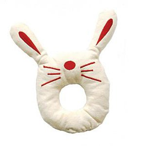 Speesees Organic Rabbit Teething Toy