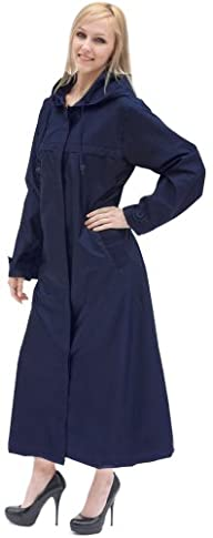 Shaynecoat Raincoat for Woman Blue