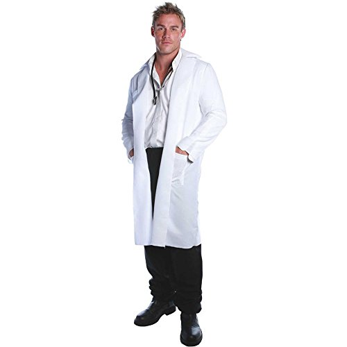 Lab Coat Plus Size Costume - 2XL