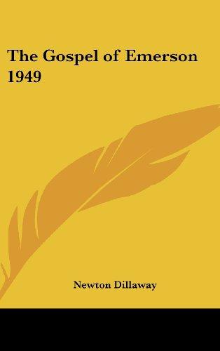 The Gospel of Emerson 1949