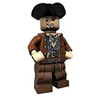 Scrum - Lego Pirates of the Caribbean Minifigure