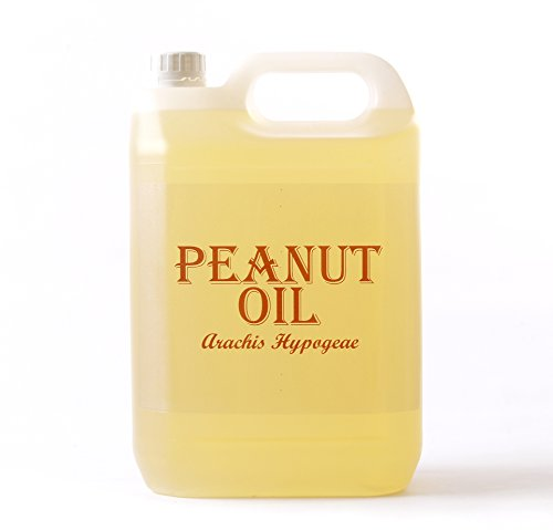 Peanut Carrier Oil - 5 Litres - 100% Pure