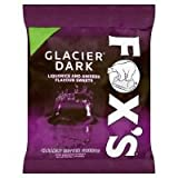 Fox's Glacier Dark 130g (Pack of 12)
