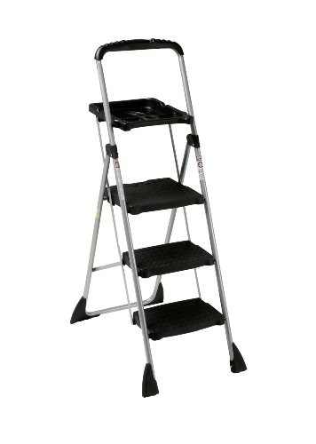Cosco 11-880PBLW2 Max Platinum Work Platform, 3-Step