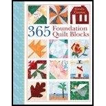 365 Foundation Quilt Blocks (05) by Causee, Linda [Hardcover (2005)]