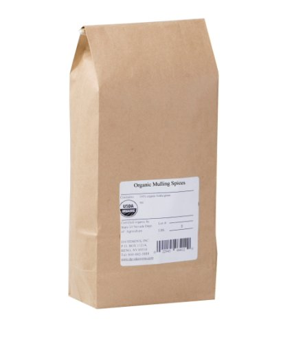 Davidson's Tea Bulk, Loose Mulling Spice, 16-Ounce Bag