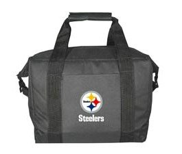 Steelers Insulated Cooler Bag 12 pack