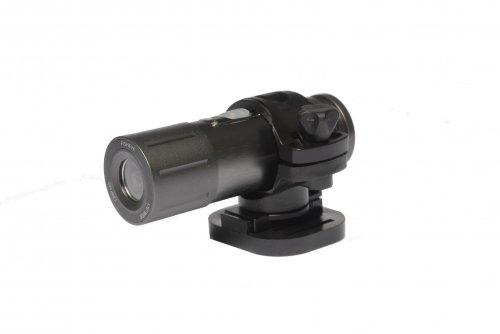 MAPTAQ HD Videokamera QCAMZ Q-Fisheye Helm, grau, 25002