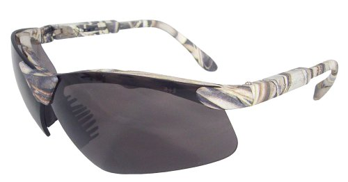 Radians Polarized Camo Revelation Sport Glasses (Smoke Lens/Advantage Max-4 Camo Frame)