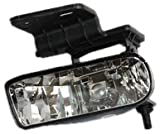 TYC 19-5318-00 Chevrolet Silverado Driver Side Replacement Fog Light