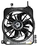 TYC 620100 Chevrolet/Pontiac Replacement Radiator/Condenser Cooling Fan Assembly