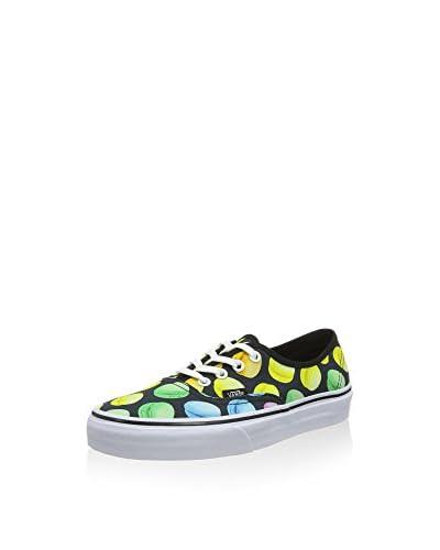 Vans Sneaker Authentic schwarz/mehrfarbig
