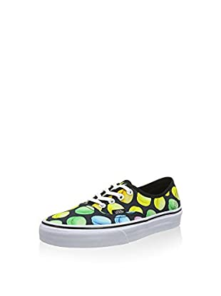 Vans Zapatillas Authentic (Negro / Multicolor)