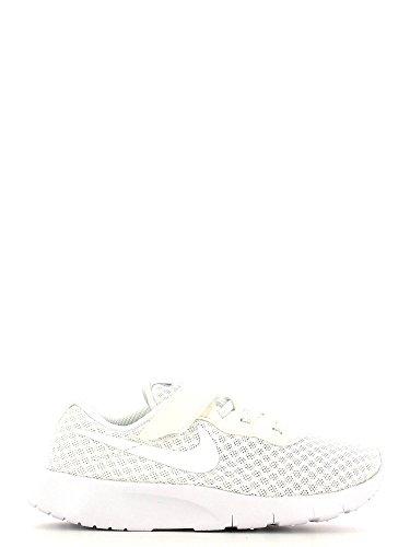 Nike Tanjun (TDV), Stivaletti bambine Bianco Blanco (White / White-White) 27