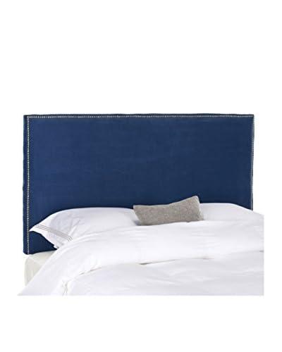 Safavieh Sydney Headboard, Full Size, Royal Blue