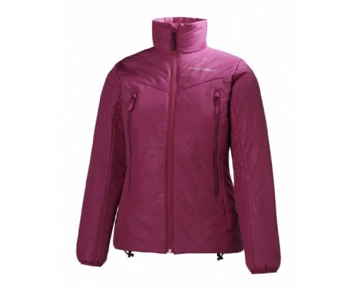 Helly Hansen Women's Cross Insulator Jacket, Hot Pink, Small