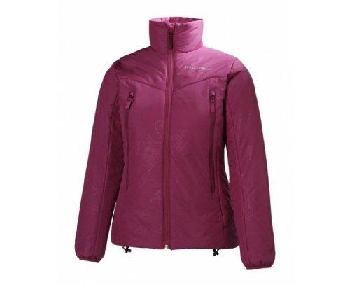 Helly Hansen Women's Cross Insulator Jacket, Hot Pink, Small