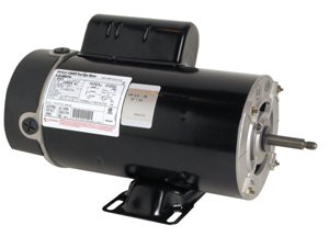 4 Hp 3450/1725Rpm 48Y Frame 230V 2-Seed Above Ground Swimming Pool / Spa Electric-Motors Ao Smith #