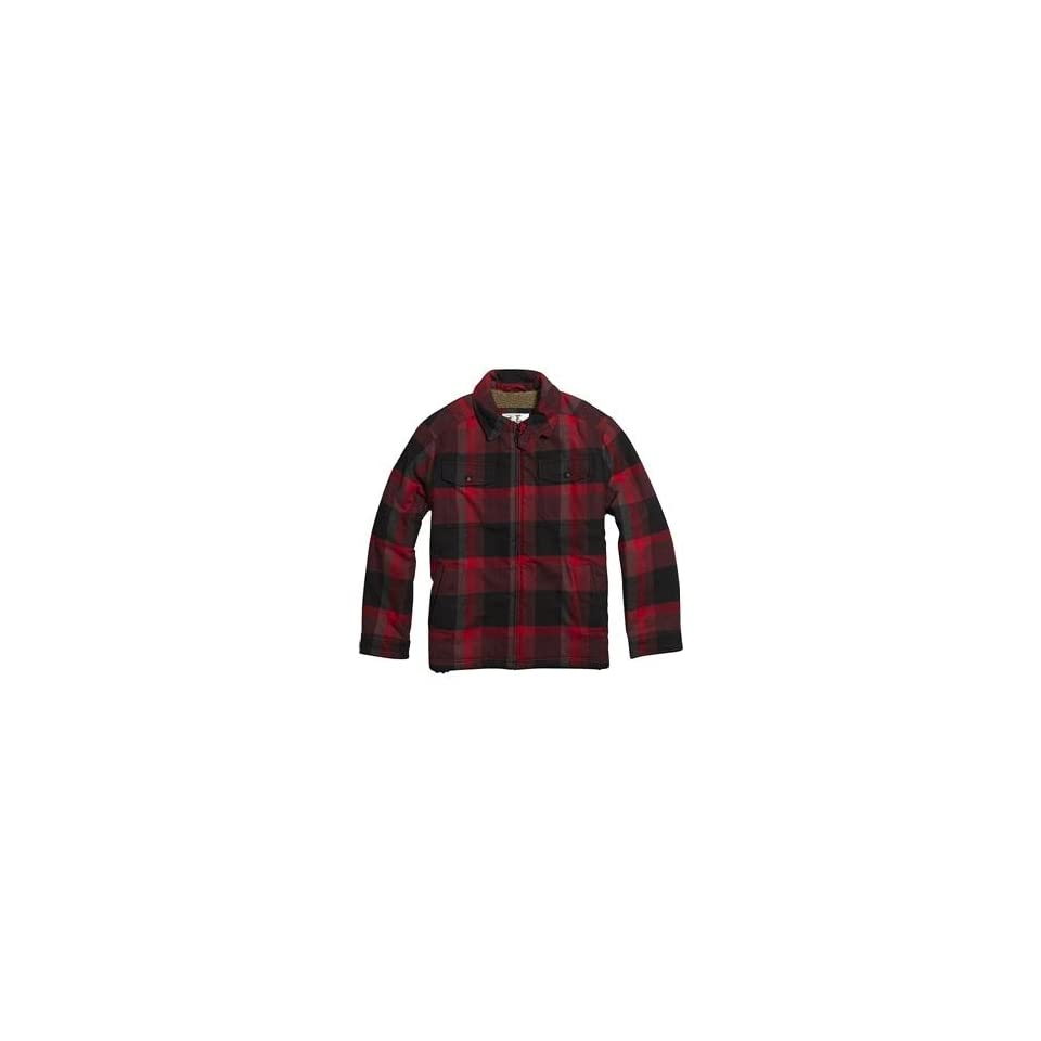 Fox Racing Spaceland Jacket   Small/Red