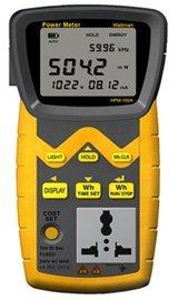 節電対策!消費電力計 ワットチェッカー ワットマン HPM-100A