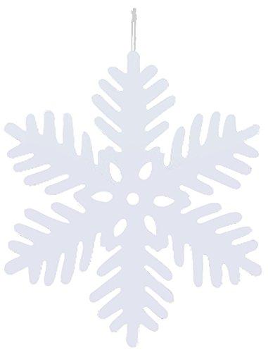 asca クリスマス飾り スノーフレークオーナメント AX68307-000