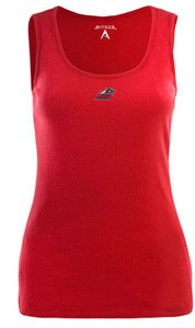 New Mexico Lobos NCAA Fan Tank Ladies Tank Top (Dark Red) by Antigua