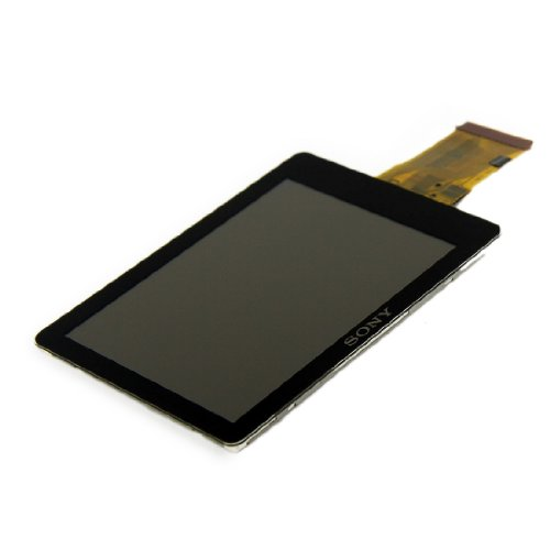 Skiliwah Lcd Screen Display Front Glass Faceplate Lens Part Panel For Sony Hx200 Hx200V A77 With Backlight