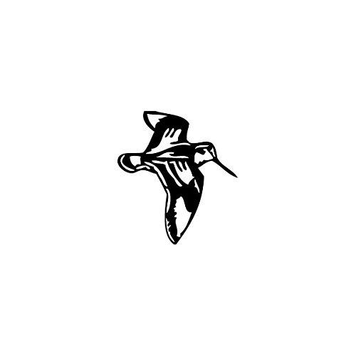 Autocollant-logo-Bcasse-oiseau-sticker-adhesif