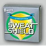 Kleinert's Sweat Shield Clinical Antiperspirant For Sensitive Skin- Eliminate Sweat With Soothing Wipes (8 Week Supply) - Unscented ~ SweatShield