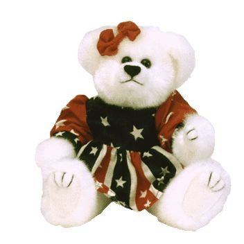 TY Attic Treasure - FRANNY the Bear - 1