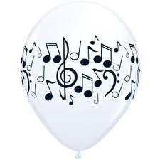 Luftballons-Noten-Qualatex-10-Stck-2830-cm-Durchmesser