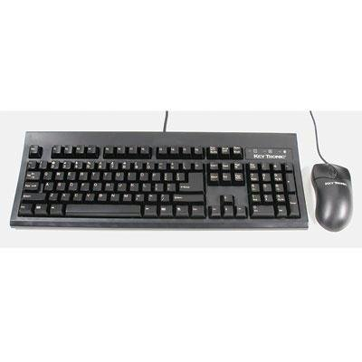 Keytronic Inc Tag-A-Long-U2 104 Keys Keyboard 2 Button Optical Scroll Mouse User Guide
