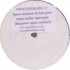 Kam-Pain and Space Sentinelz Habitual Criminal - Boomstick