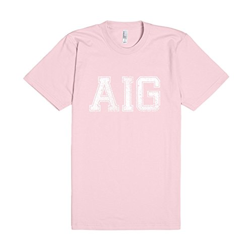 aig-vintage-2xl-light-pink-t-shirt