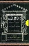 Valerio Massimo Manfredi Alexander x 3 Boxed Set (Spl Sales)