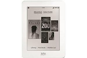 Kobo EBOK MINI EREADER WHITE eBook Readers